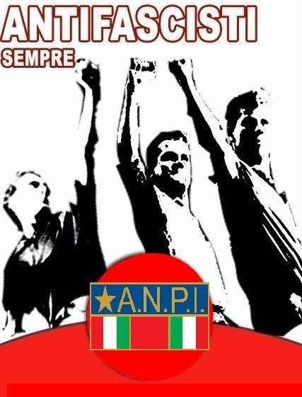 Antifascisti sempre ANPI