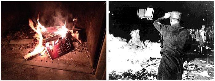 I libri non si bruciano!