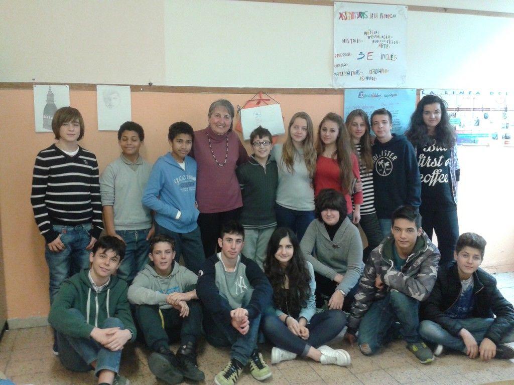 Classe 3° E - Scuola Media Guido Novello - Ravenna