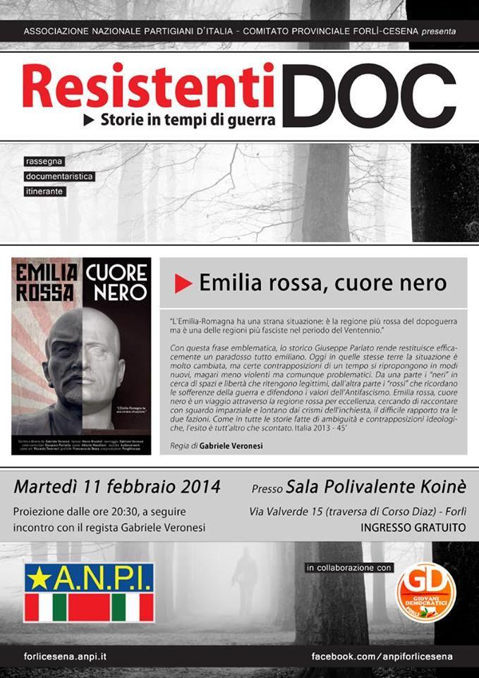 Emilia Rossa, Cuore Nero