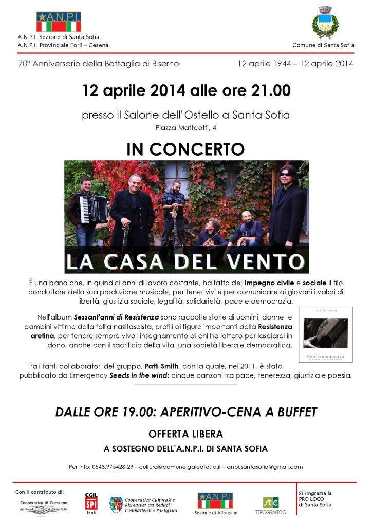 Volantino 12 aprile Santa Sofia Concerto