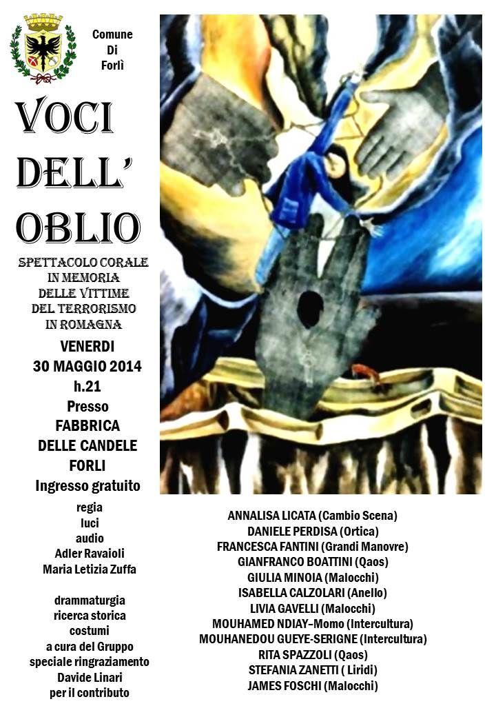 Internet VOCI DELL'OBLIO - Candele 2014(2)