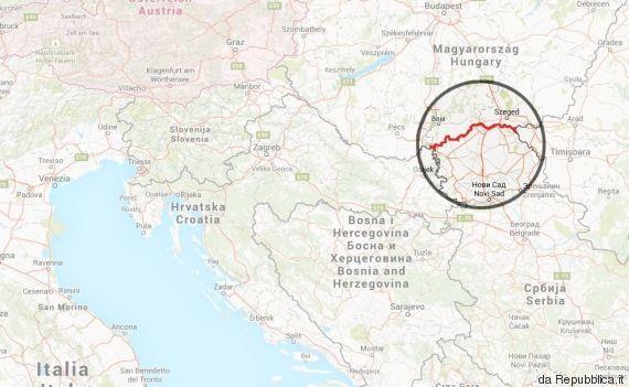 Muro_Ungheria_Serbia